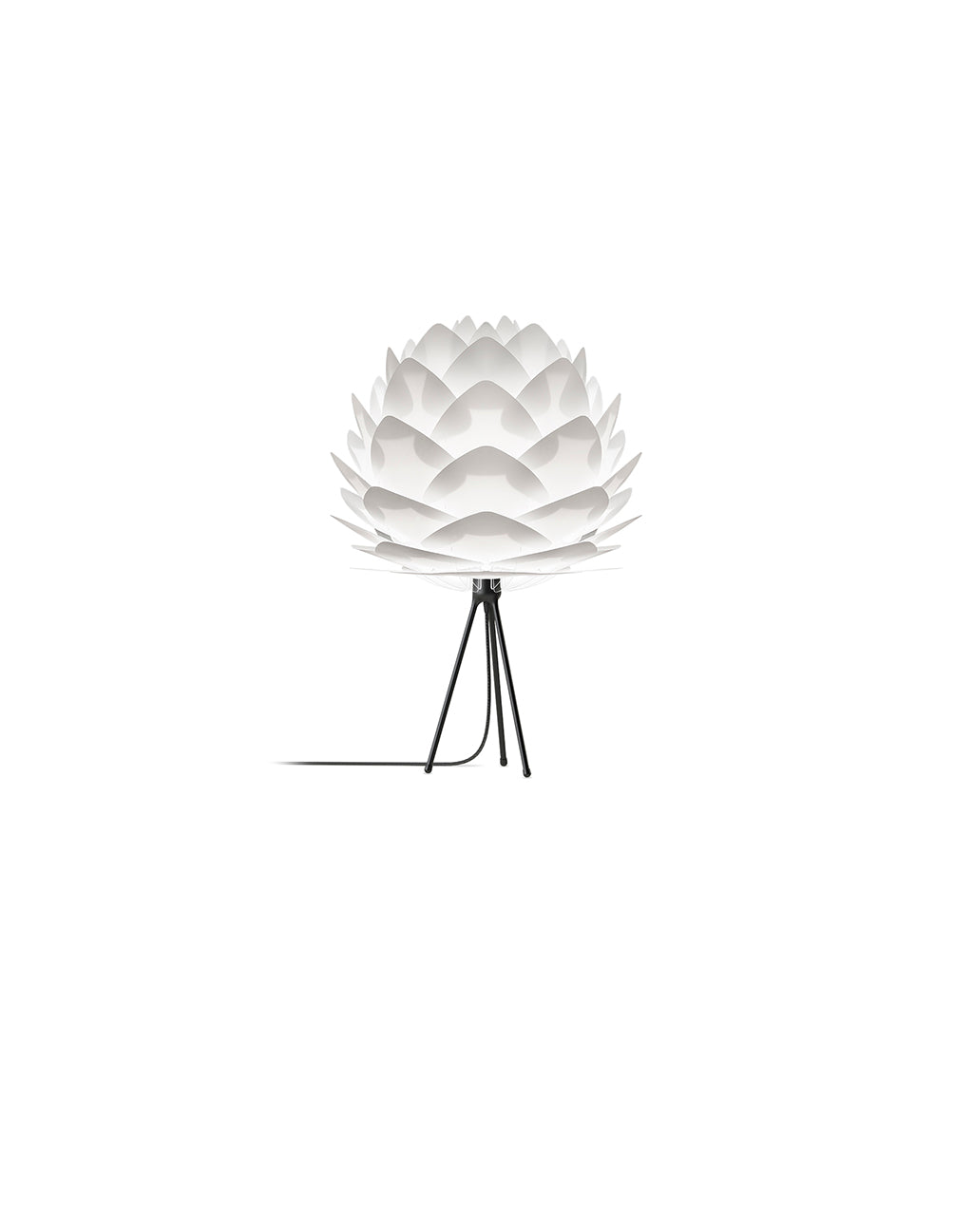 Vita Medium Silvia Lamp Shade - White - 3