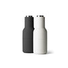 Menu Bottle Grinders - Ash & Carbon Steel - 1
