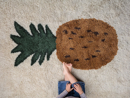 Ferm Living Fruitcana Pineapple Rug - 2