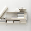 String Pocket shelf - White/ash - Is To Me - 2