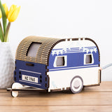 Retro Caravan Lamp (mains powered) Colour