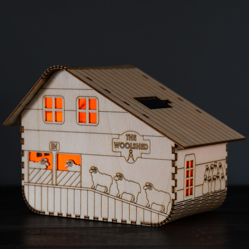 Woolshed Nightlight