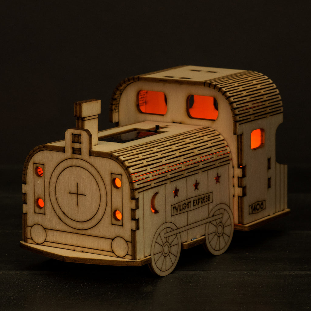 Train Nightlight