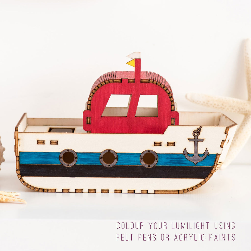 Boat Nightlight