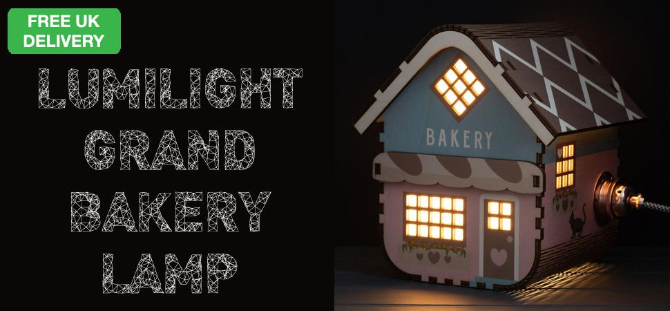 Bakery Lamp