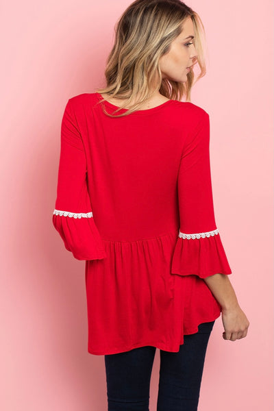 Seasons Bright Top