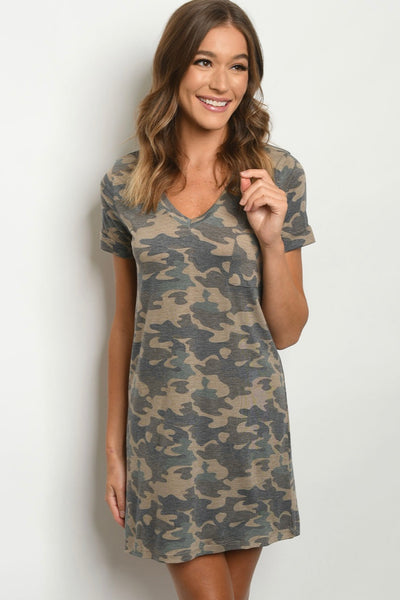 On The Hunt Dress