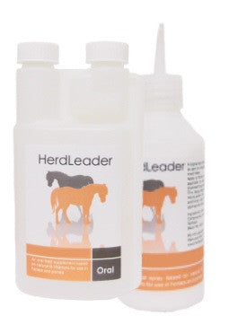 OUT OF STOCK UNTIL APRIL HerdLeader Combi-Pack - oral & topical support for summer skin care