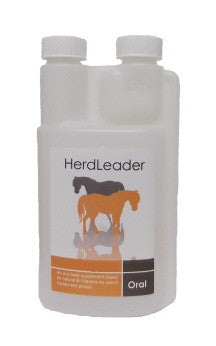 HerdLeader SR - Oral supplement for insect bite irritation & summer allergies