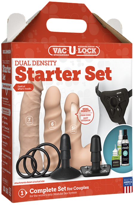 Vac-U-Lock Ultraskyn Set-Colour
