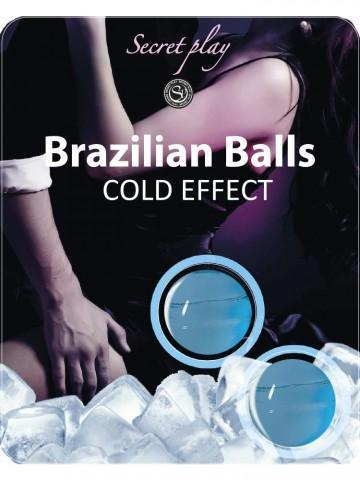 Brazilian Balls Set, Hot and Cold Effect