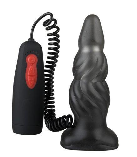 Silicone Butt Plug Ballistic Beauty With Control