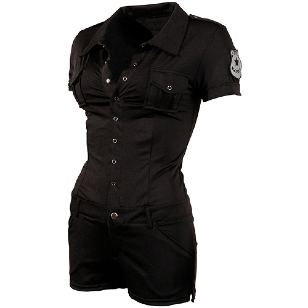 Cottelli Collection Police Overall- X-Large