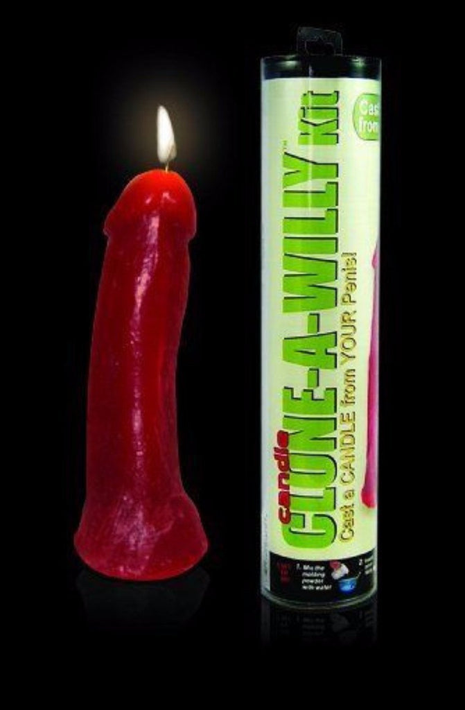 Clone-A-Willy Candle Kit