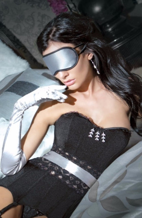 Spellbound Satin Eye Mask