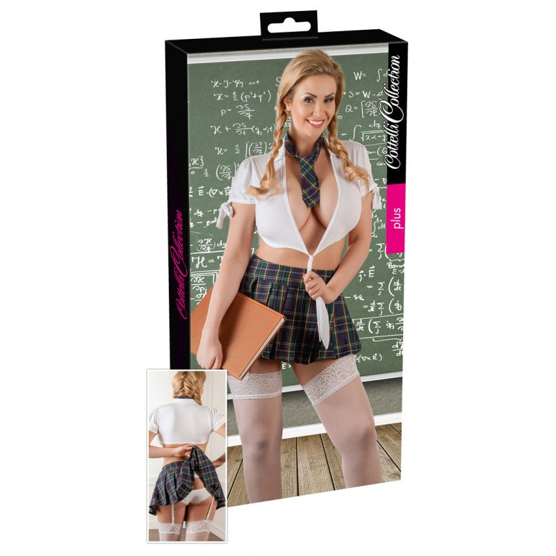 Cottelli Collection Plus School Girl Set