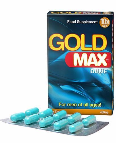 Gold Max Blue (10 Pack)