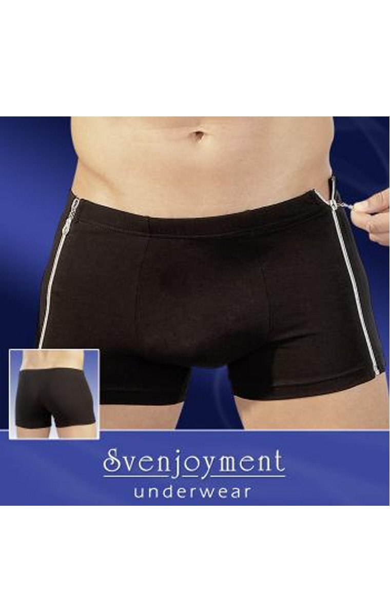 Boxer Briefs with Zippers