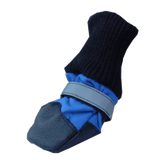 HDP Dog Boots Blue Set of 4 Medium