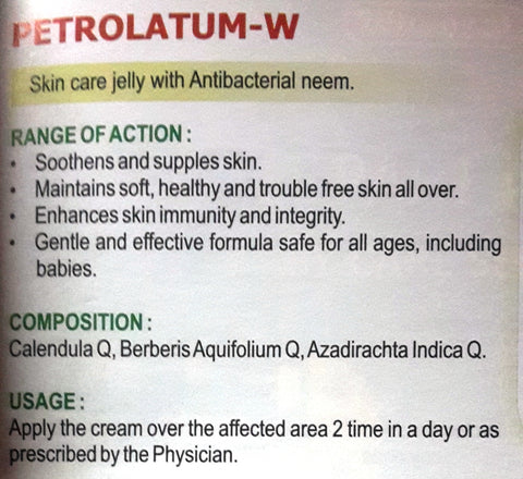 Petroleum Jelly-shopwellnessonline.com