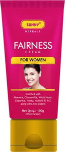 Bakson's FAIRNESS CREAM for Women - kartlifestyle.com
