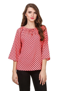 Perfect Fit Women's Pink Top - kartlifestyle.com