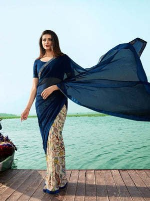 Appealing Georgette Saree