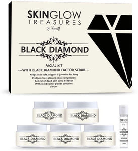 Luster Black Diamond Facial Kit - kartlifestyle.com