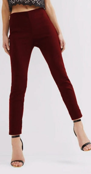 Stretchable Cotton Pencil Pant