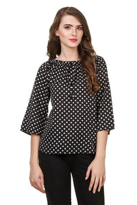 Perfect Fit Women's Black Top - kartlifestyle.com