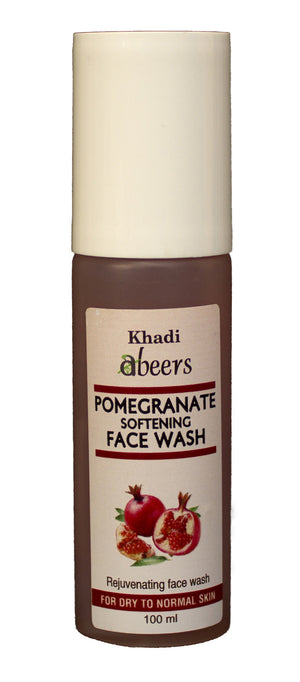 ABEERS POMEGRANATE SOFTENING FACE WASH - shopwellnessonline.com - 1