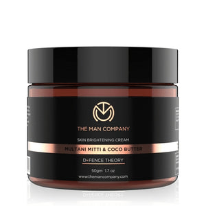 The Man Company Anti Pollution Skin Brightening Cream For Men - kartlifestyle.com