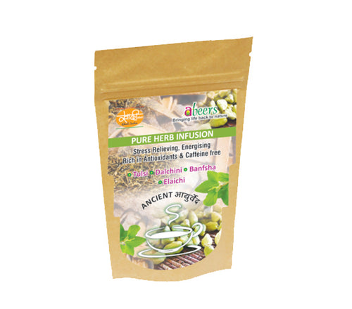 Abeers Pure Herb Infusion Tea for Stress - shopwellnessonline.com