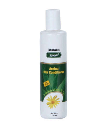 Bakson's Sunny ARNICA HAIR CONDITIONER - shopwellnessonline.com