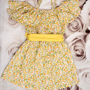 Sunflower Dress - kartlifestyle.com