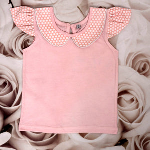 Lacey Pink Top - kartlifestyle.com