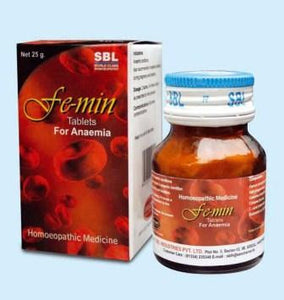 SBL Fe-min Tablets for anaemia - kartlifestyle.com