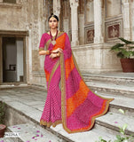 Fancy Georgette Saree Collection - kartlifestyle.com