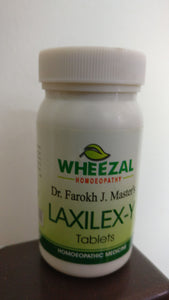 Wheezal's Laxilex Y Tablets for constipation - kartlifestyle.com
