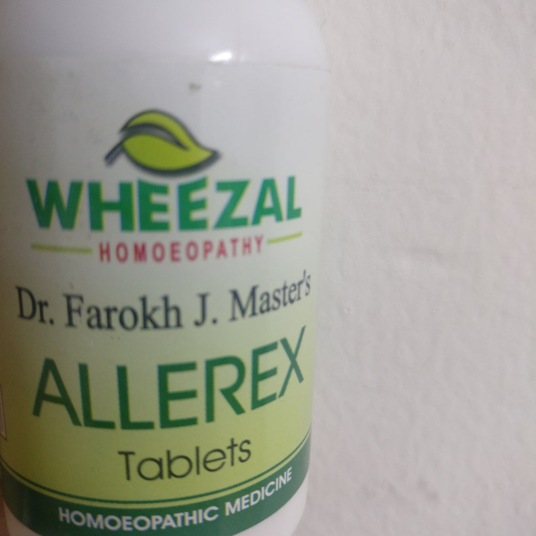 Wheezal's Allerex Tablets