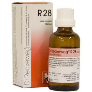 Dr. Reckeweg R28 - Exhaustion due to loss of blood - shopwellnessonline.com