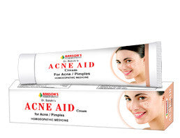 Bakson's ACNE AID CREAM - shopwellnessonline.com