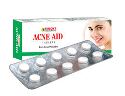 Bakson's ACNE AID TABLETS - shopwellnessonline.com