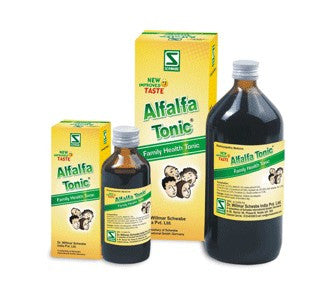 Schwabe's Homoeopathic ALFALFA TONIC - GENERAL - shopwellnessonline.com