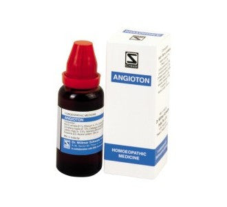 Schwabe's ANGIOTON* (Low BP) - shopwellnessonline.com