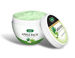 Bakson's Sunny Herbals APPLE PACK with Aloevera - shopwellnessonline.com - 1