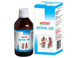 Bakson's ASTHA AID SYRUP (Cough Syrup) - kartlifestyle.com