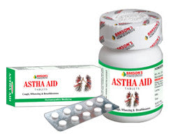 Bakson's ASTHA AID TABLETS for Cough - kartlifestyle.com