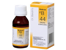 Bakson's Homoeopathic B44 (Convulsion Drops) - kartlifestyle.com