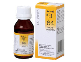 Bakson's B64 (treats Scaly skin) - shopwellnessonline.com